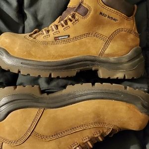 Red Wing King Toe work boots sz 6D